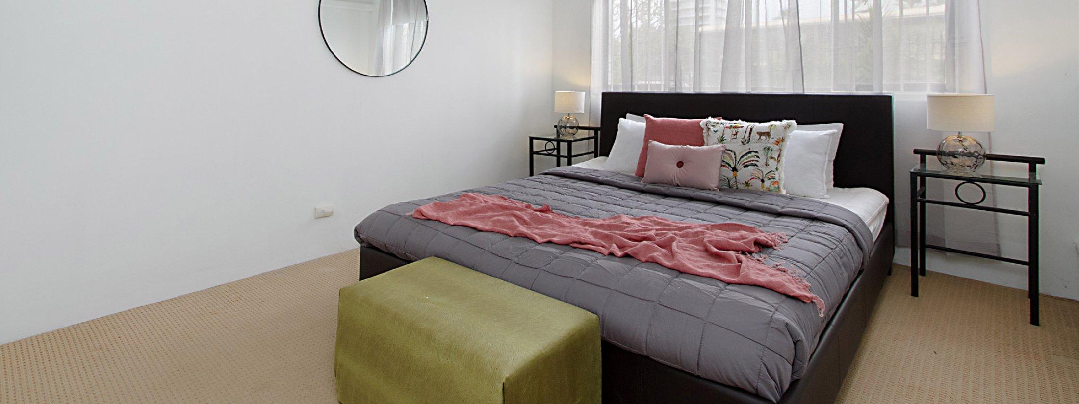 Jansea - Gold Coast - Main Bedroom
