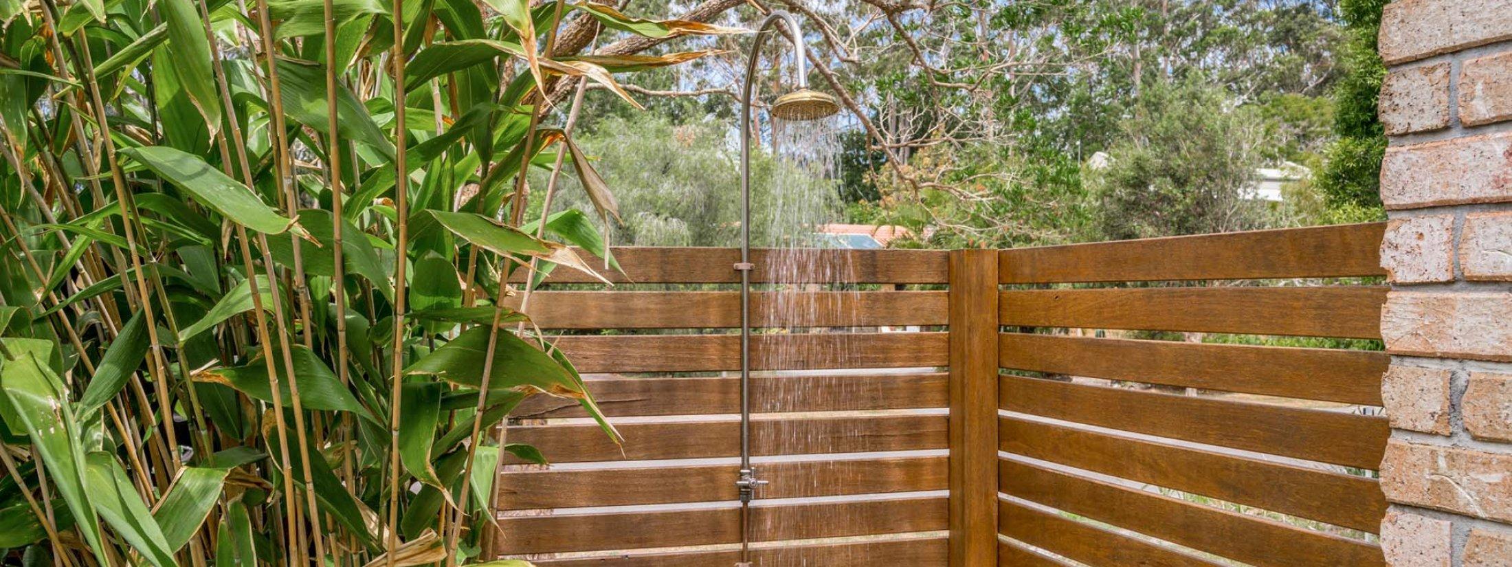 Julian Rocks House - Byron Bay - Outdoor Shower