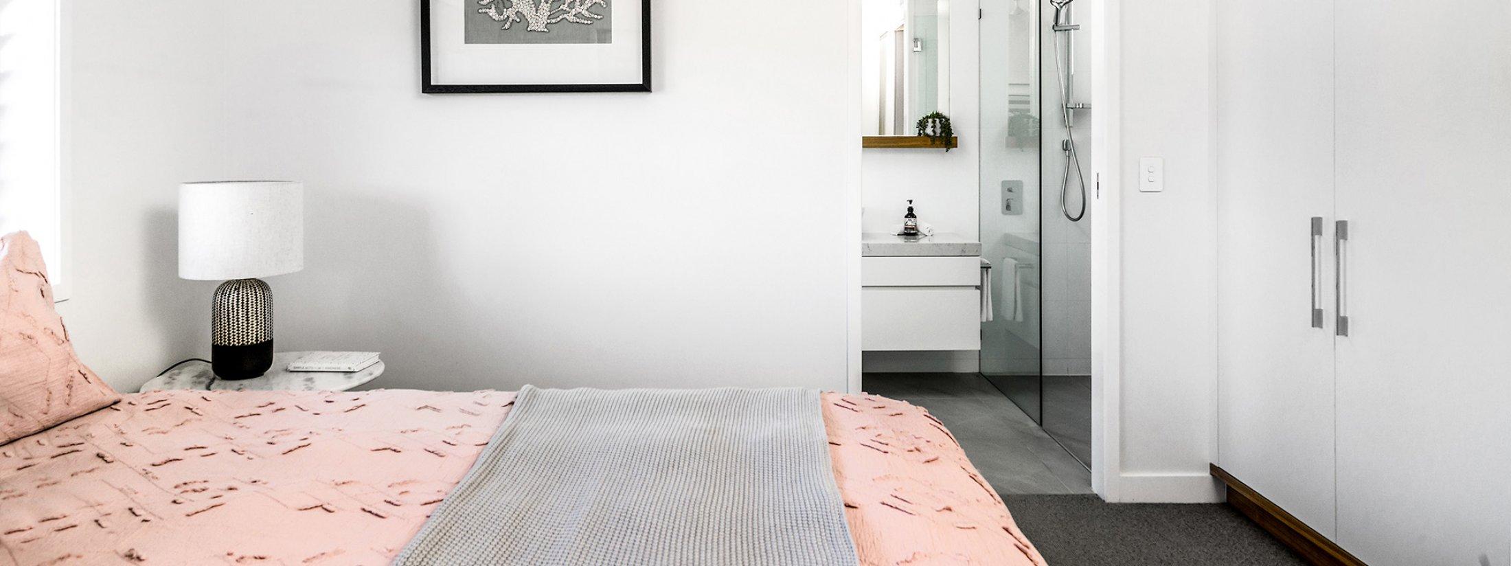 Kaylani Cove - Byron Bay - Master Bedroom Upstairs