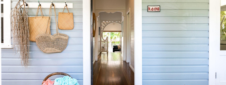 Kia Ora - Byron Bay - Entry