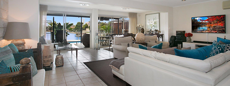 La Casetta - Broadbeach - Living area