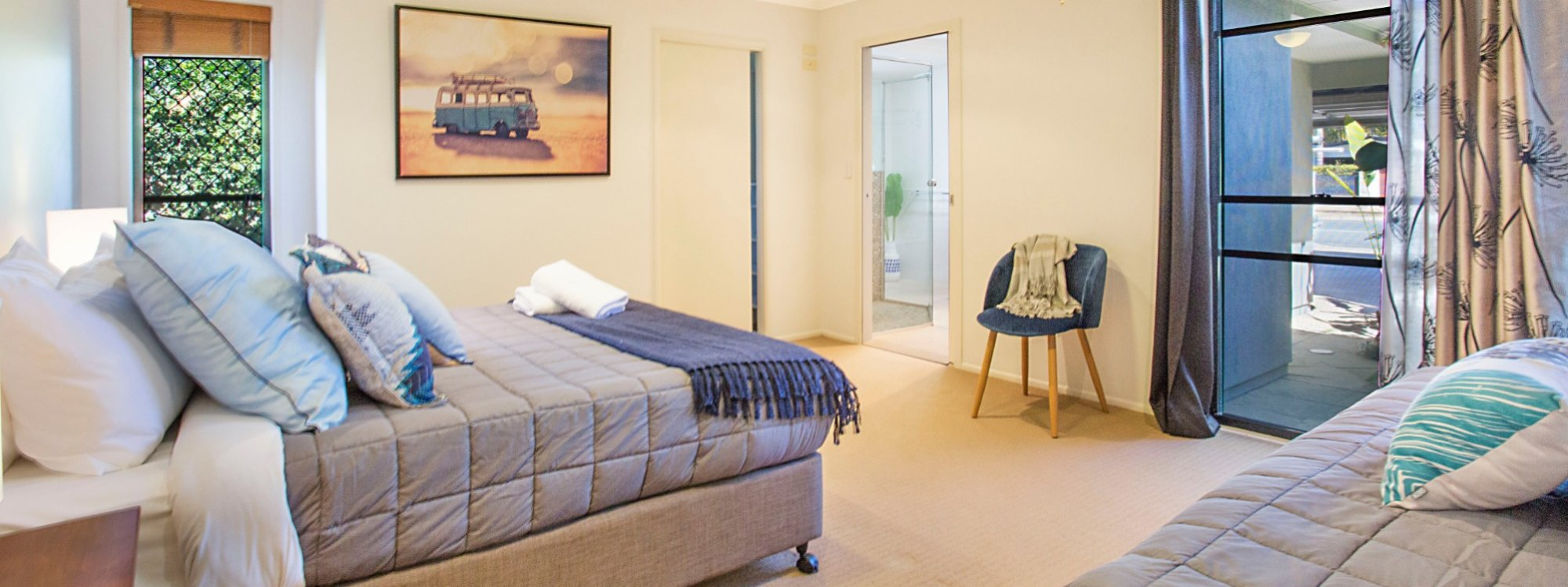 La Vida - Broadbeach Waters - Bedroom 1