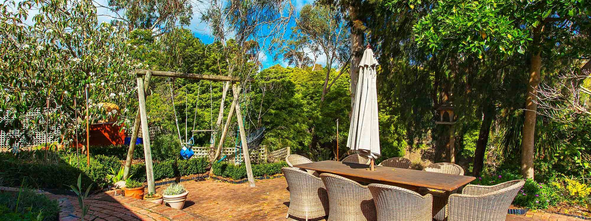 La Provence Mt Eliza - Outdoor entertaining area