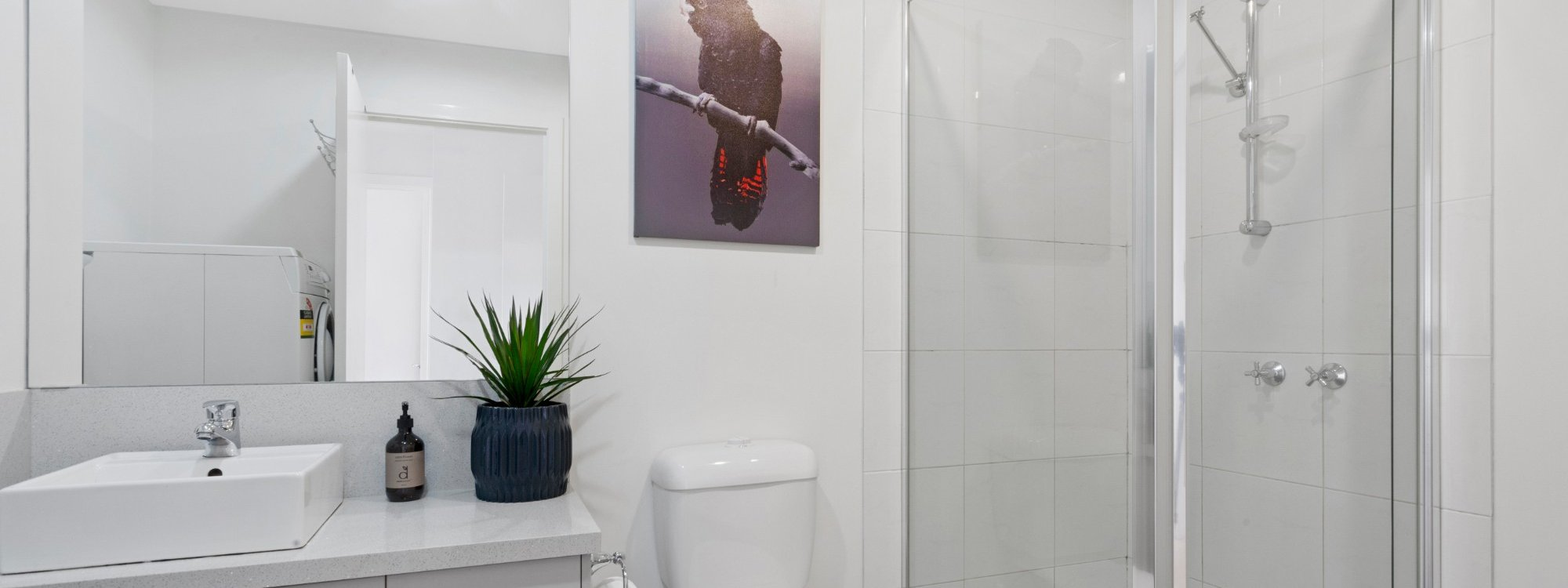 Manallack Apartments Boyd - Melbourne - Bathroom 1