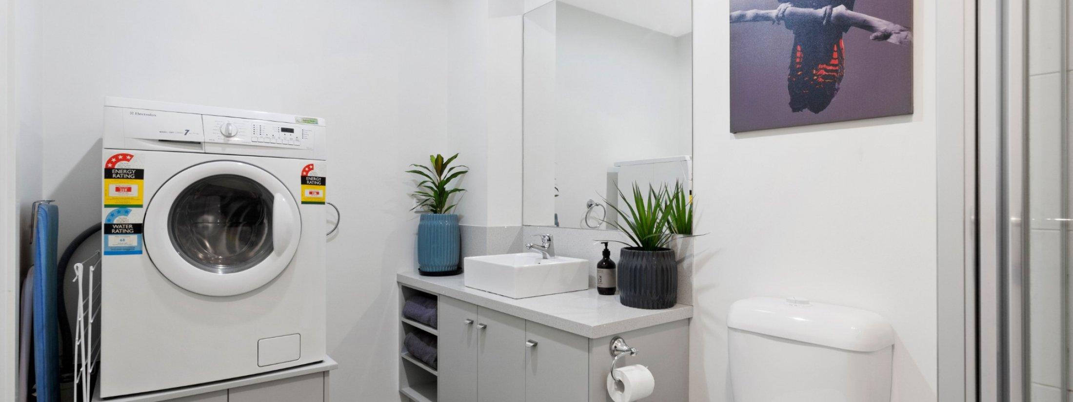 Manallack Apartments Boyd - Melbourne - Bathroom