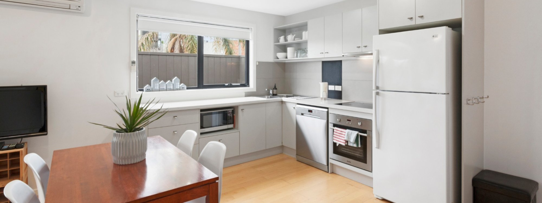 Manallack Apartments Boyd - Melbourne - Kitchen 1
