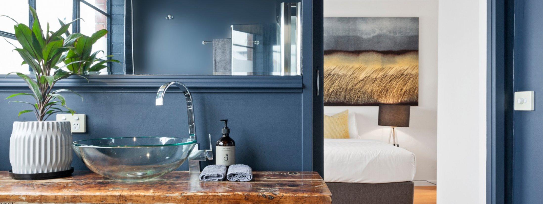 Manallack Apartments Olley - Melbourne - Bathroom 3