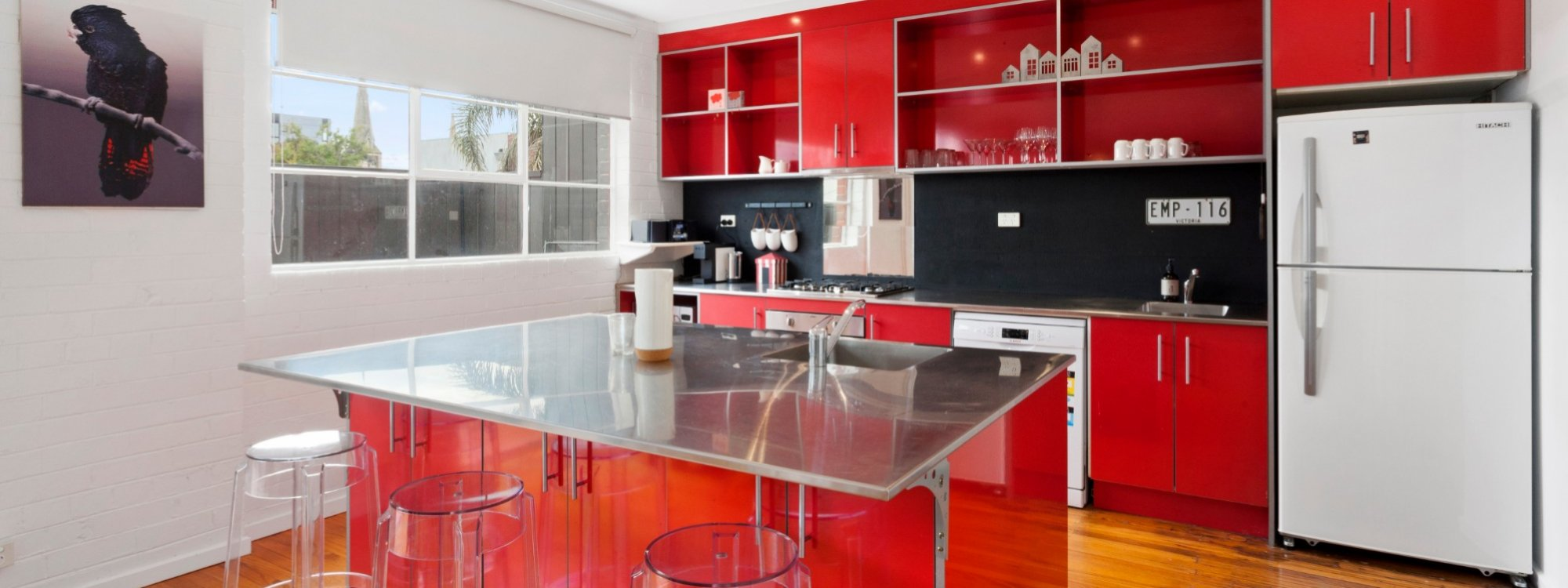 Manallack Apartments Olley - Melbourne - Kitchen 3