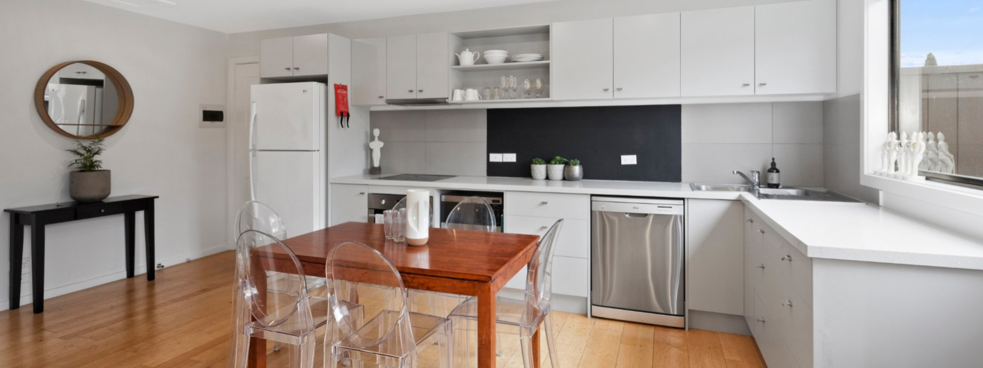 Manallack Apartments Whiteley - Melbourne - Kitchen Dining Area 1