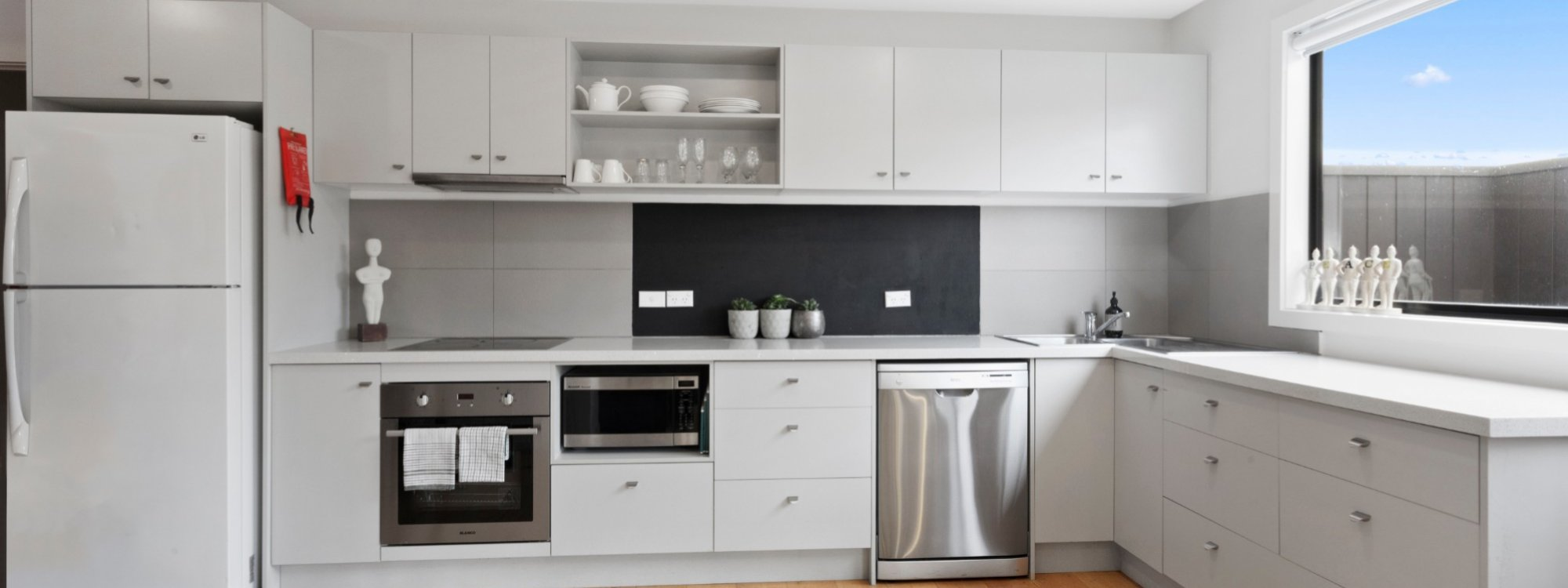 Manallack Apartments Whiteley - Melbourne - Kitchen