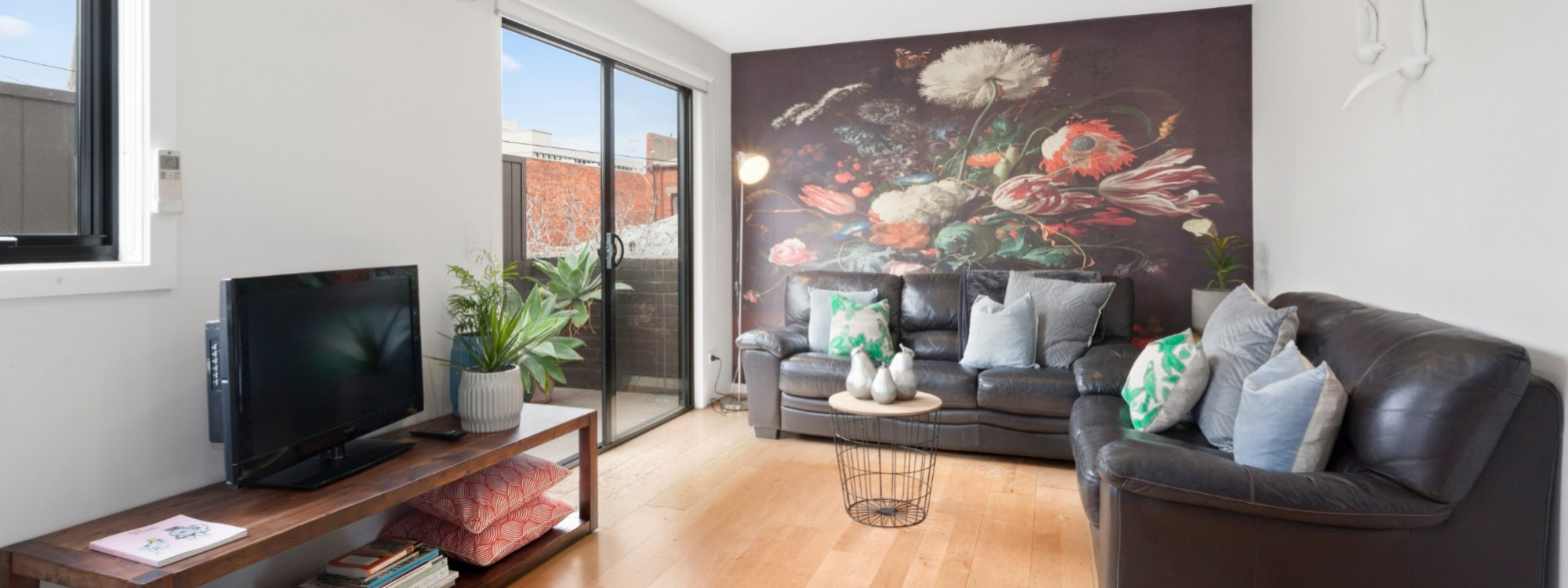 Manallack Apartments Whiteley - Melbourne - Living Area 1
