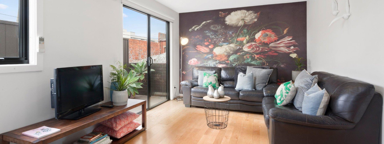 Manallack Apartments Whiteley - Melbourne - Living Area 1