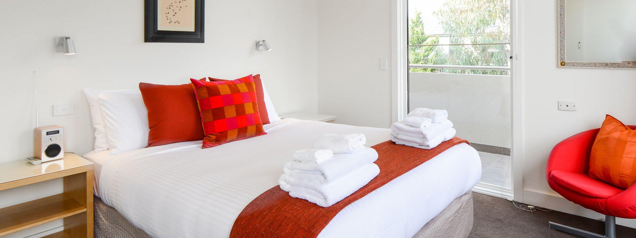 Maple on Kent - Glen Iris - Bedroom 3
