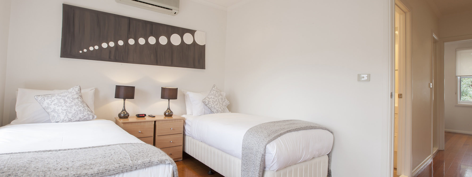 Melrose Terrace - North Melbourne - Twin Room c