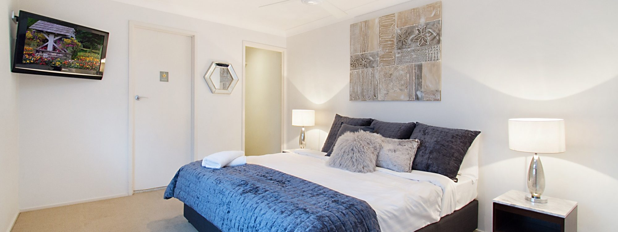 Mermaid Oasis - Mermaid Beach - Gold Coast - Bedroom 3