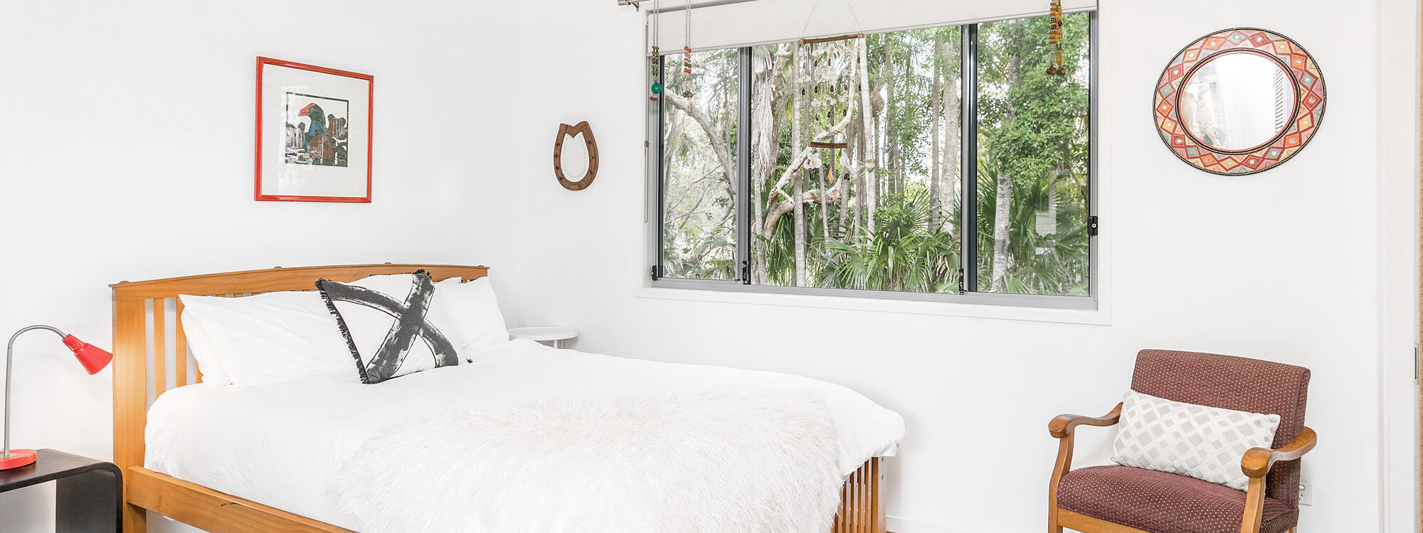 Morning Brew - Byron Bay - Master Bedroom