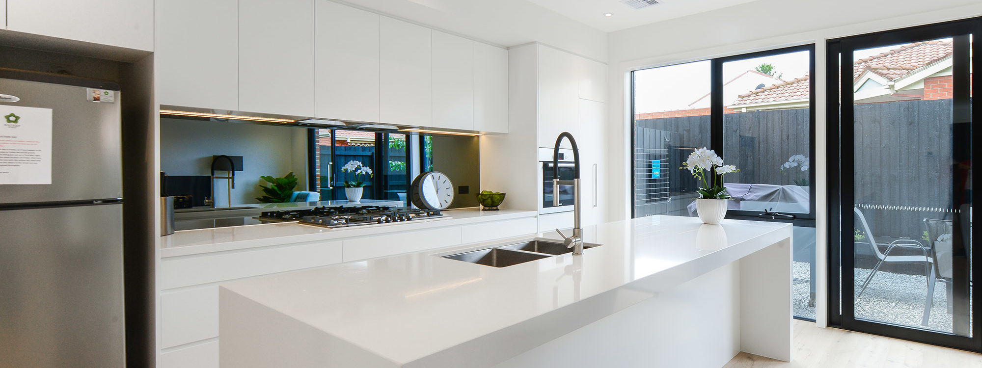 Murrumbeena Place 2 - Murrumbeena - Kitchen Area Countertop
