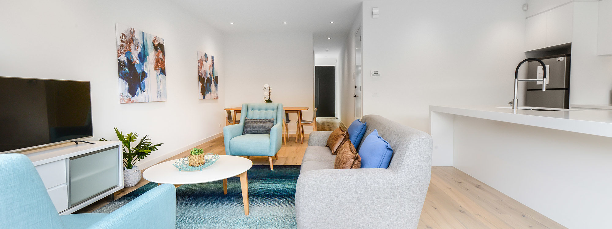Murrumbeena Place 2 - Murrumbeena - Living Area b