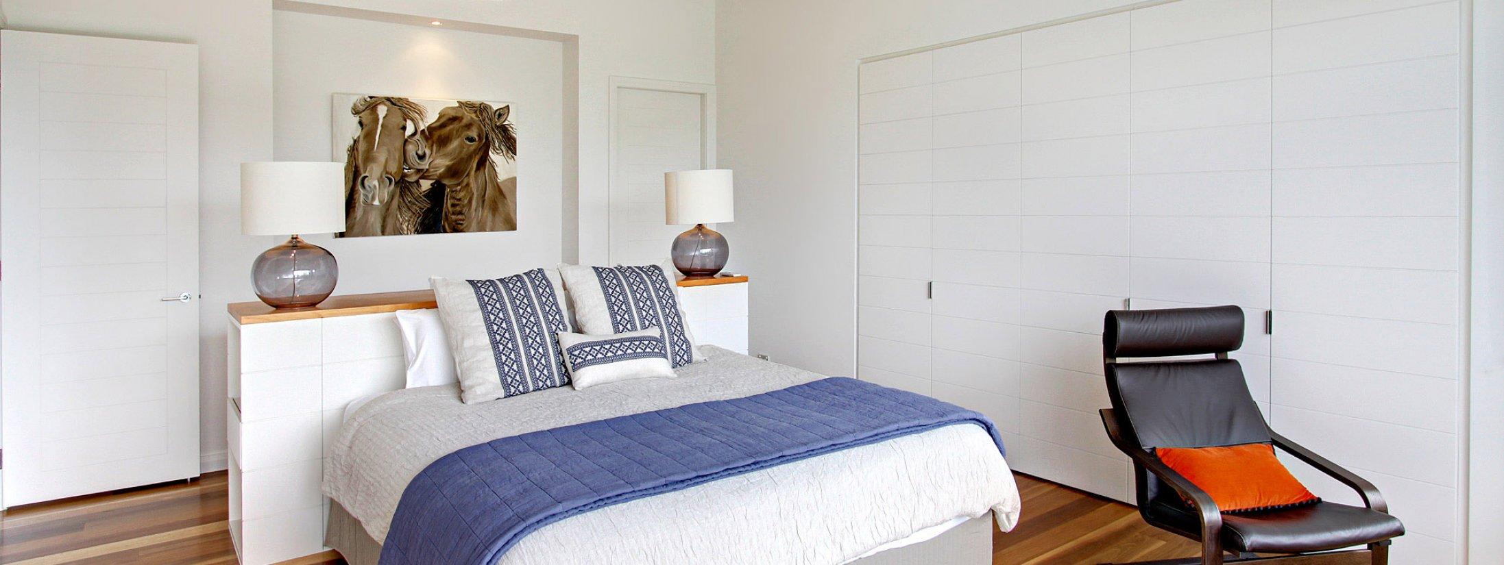 Ocean View at Kiah - Byron Bay - Bedroom 1 Master