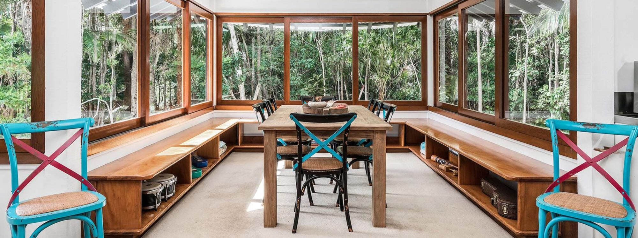 Ourmuli - Byron Bay - Dining Area