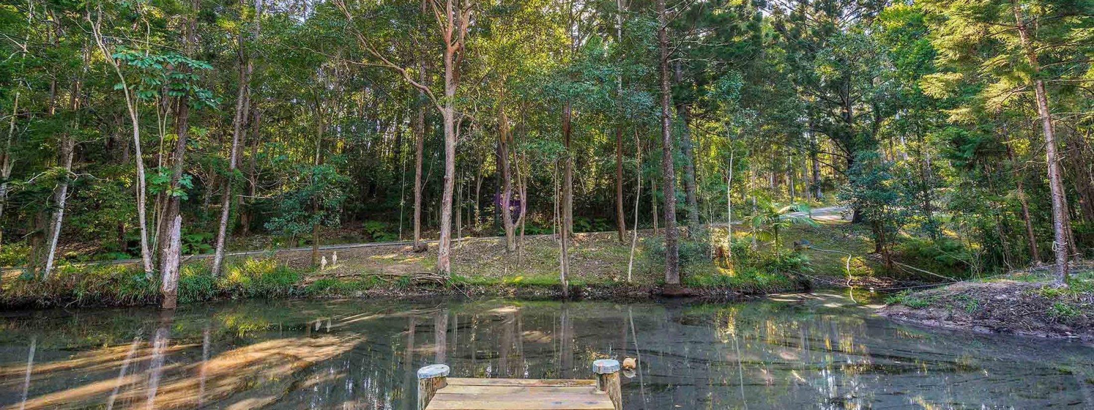Ourmuli - Byron Bay - Pond