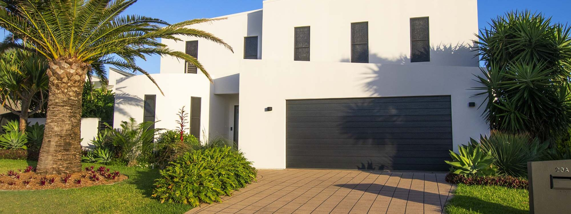 Pacific Palm - Lennox Head - Front of House