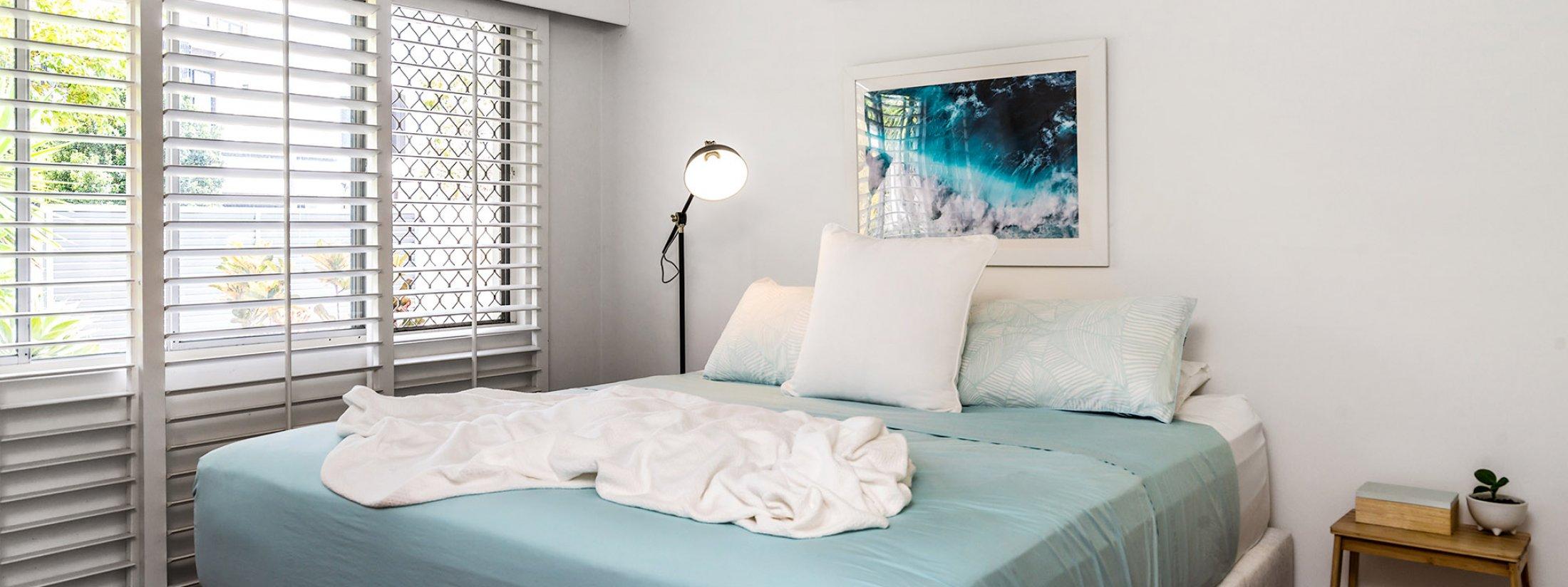 Pacifica - Broadbeach Waters - Master Bedroom