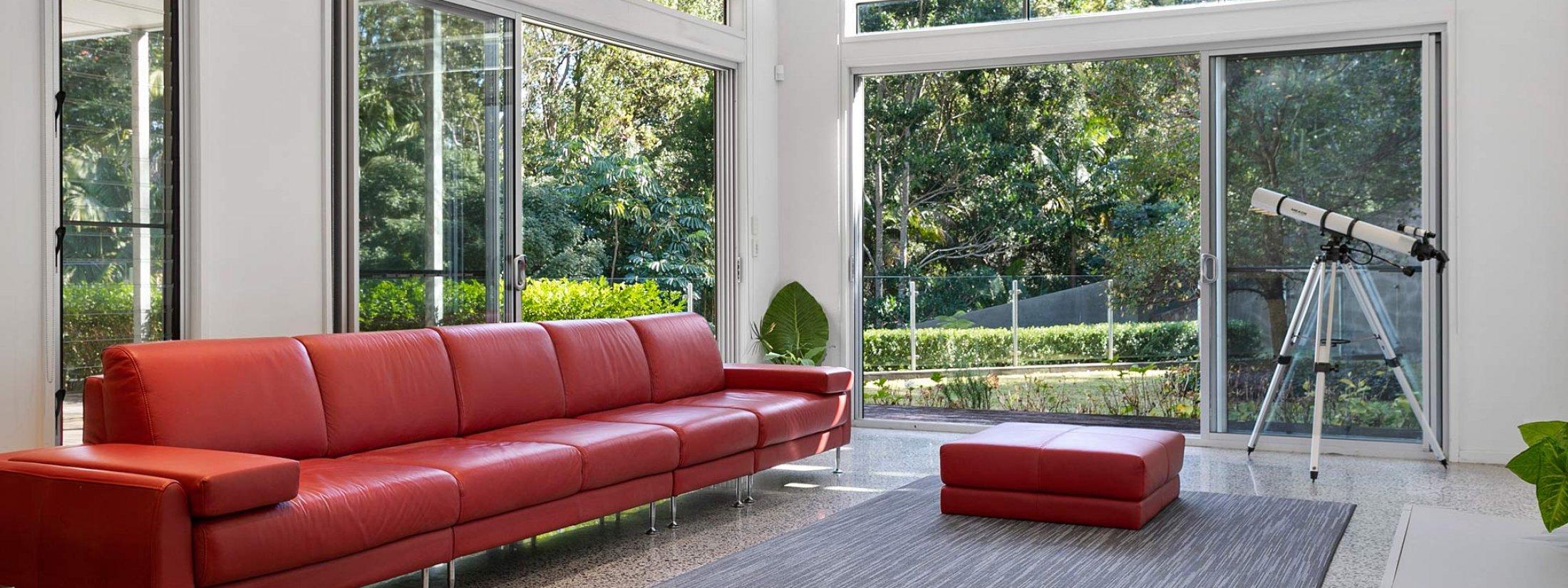Paperbark - Byron Bay - Lounge Room 2c