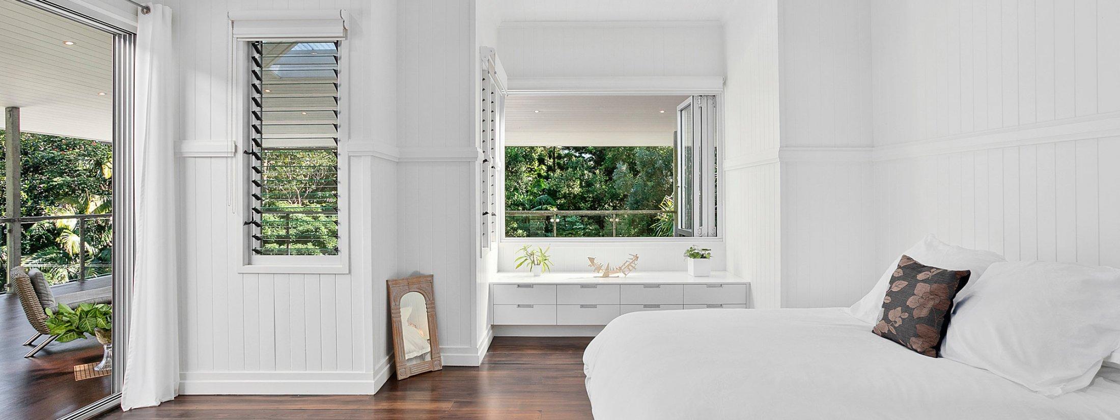Paperbark - Byron Bay - Master Bedroom b