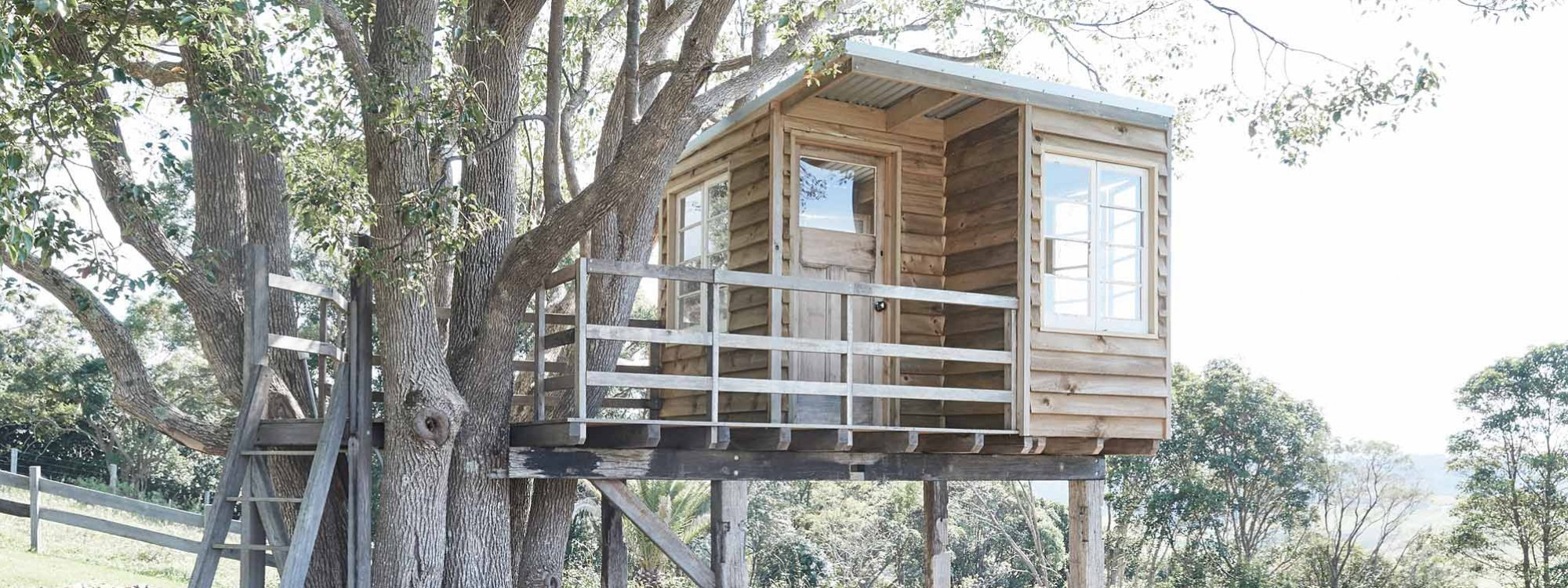 Picadilly House - Byron Bay - Kids Treehouse