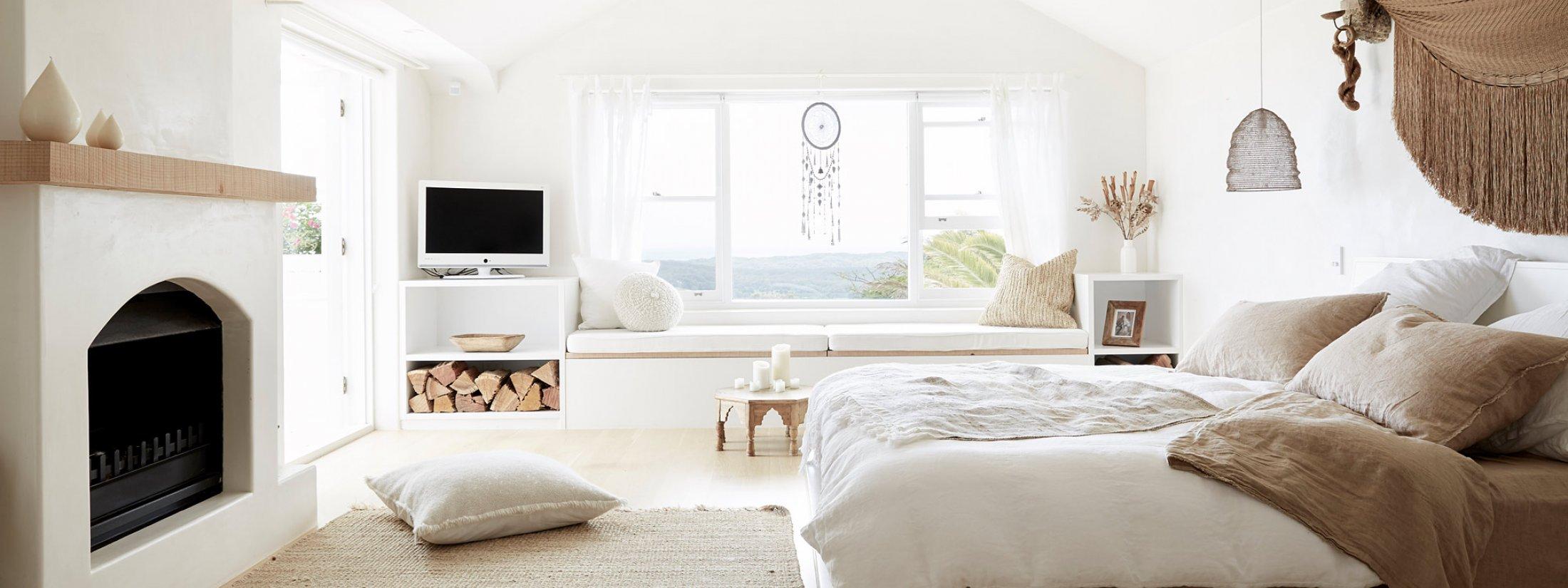 Picadilly House - Byron Bay - Main Bedroom