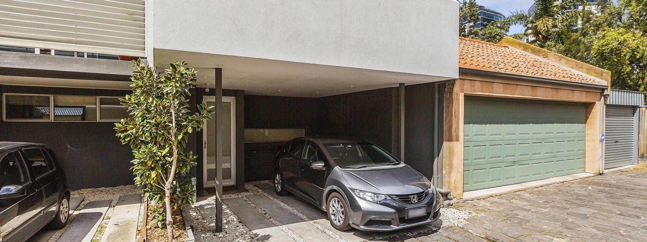 Port Haven - Port Melbourne - Front of House b