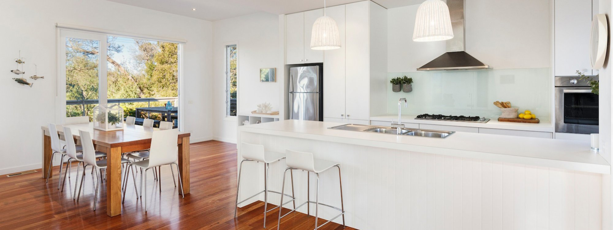Queen Adelaide - Blairgowrie - Kitchen and Dining