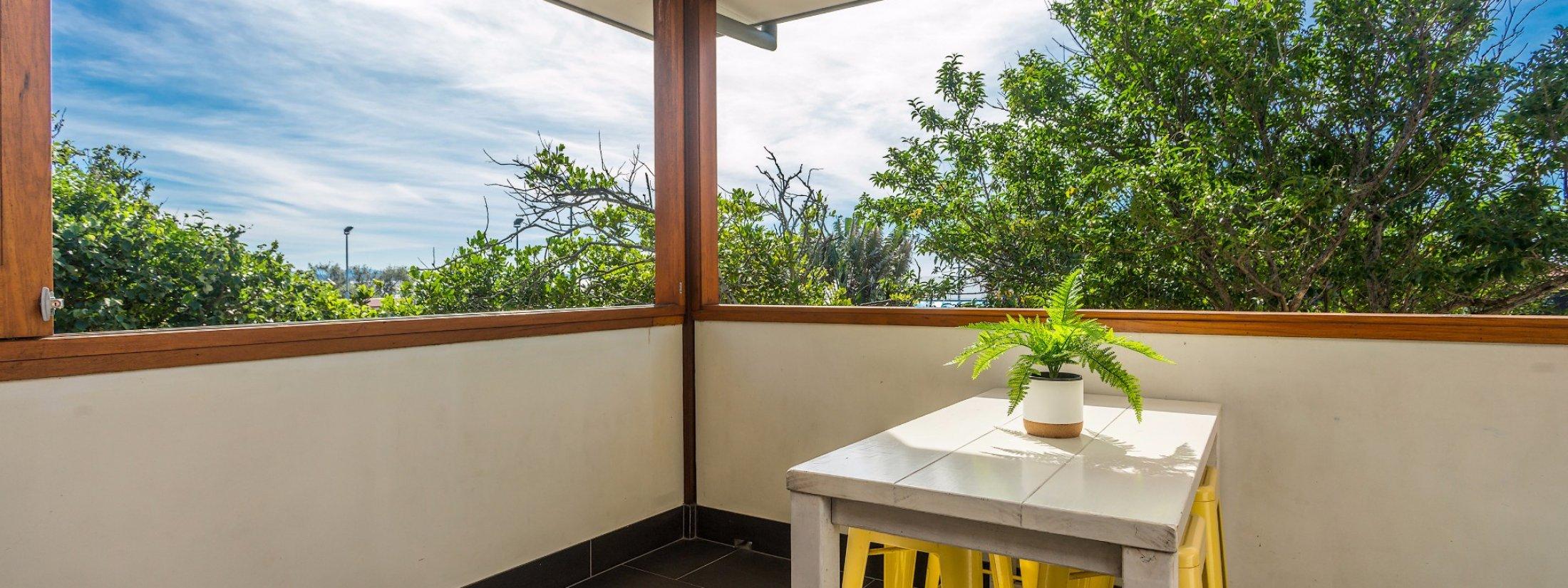 Quiksilver Apartments - The Wreck - outdoor patio