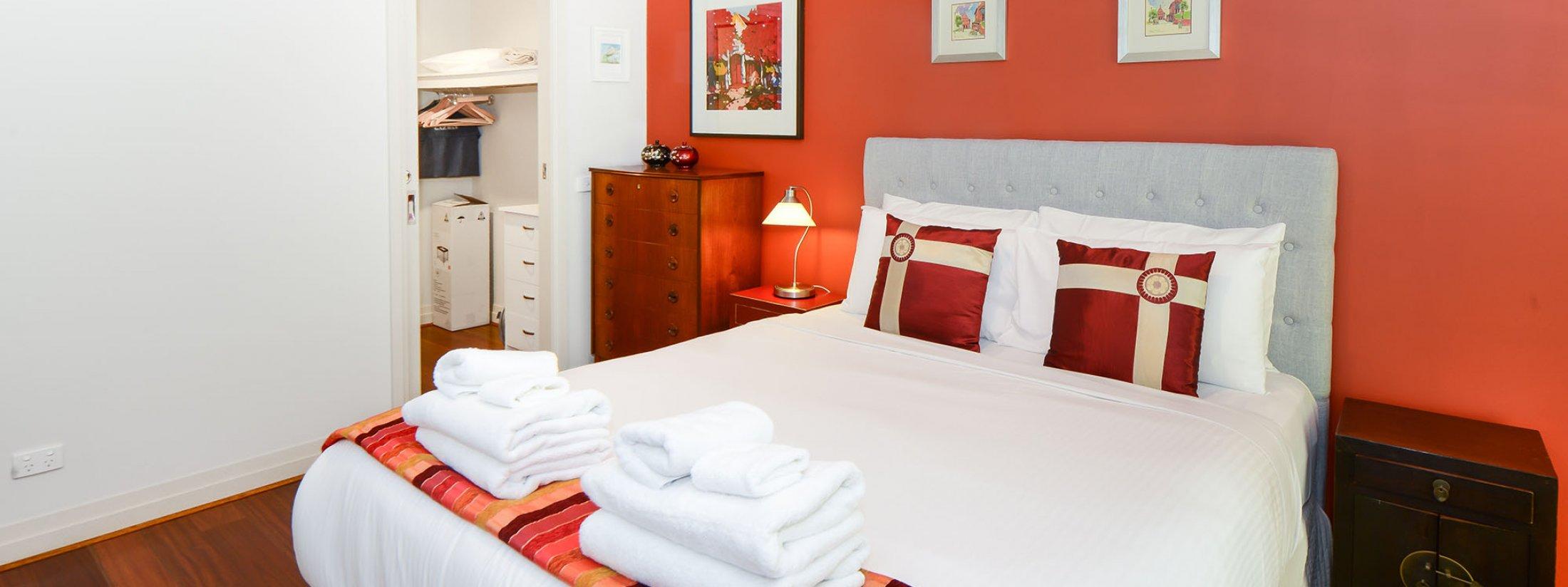 River Boulevard - Richmond - Master Bedroom