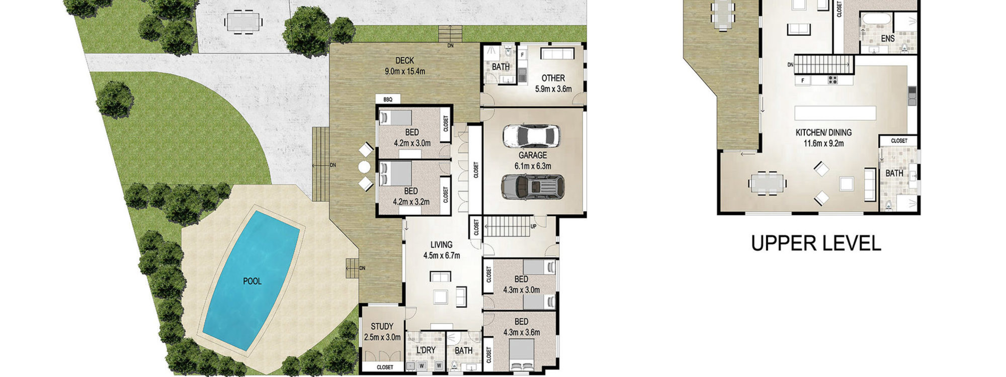 River Links - Lennox Head - Floor Plan