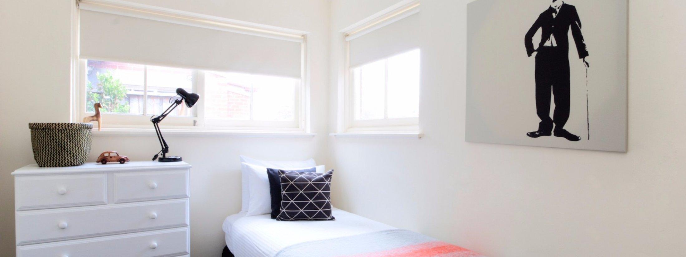 Riversdale Cottage Melbourne - Bedroom 3