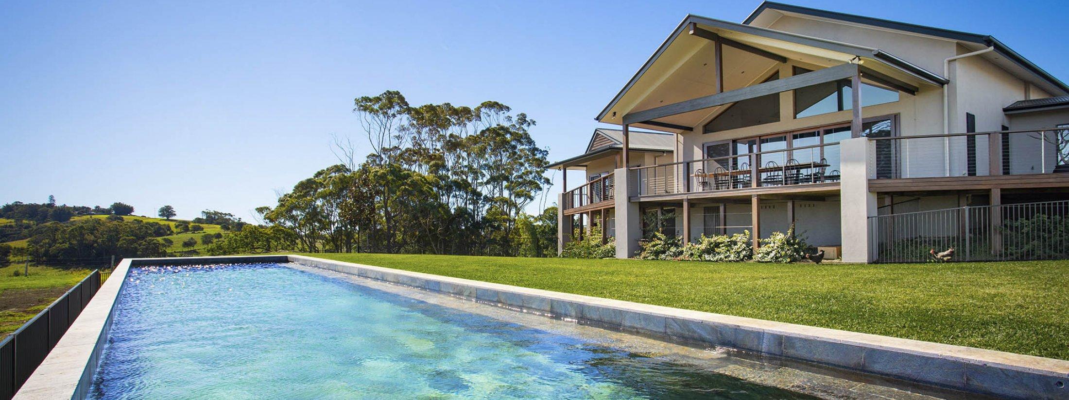 Rubys Ridge - Byron Bay - Pool d