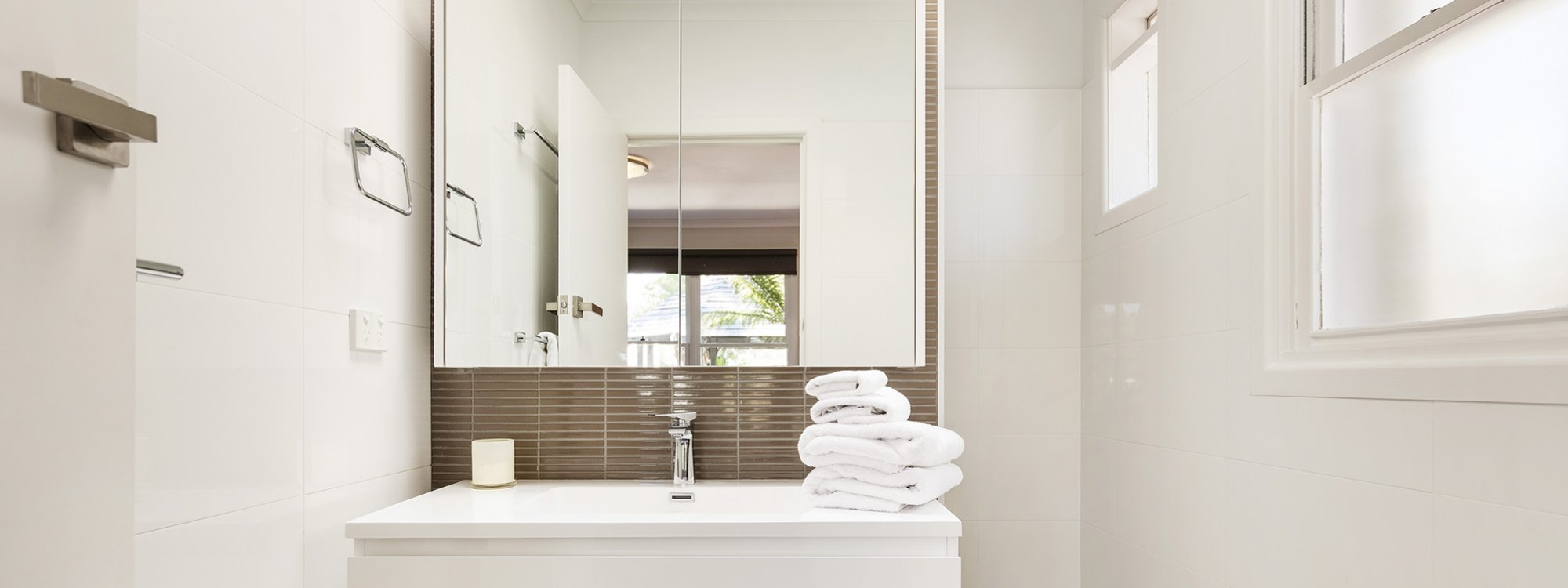 Sandy Breeze 1 - Sandringham - Bathroom b