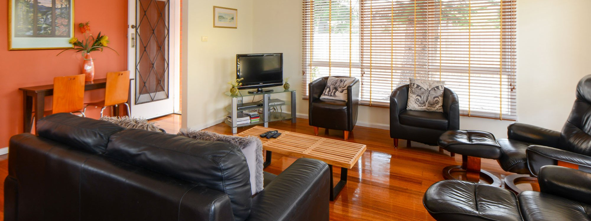 Sandy Haven A - Sandringham - Living Area b