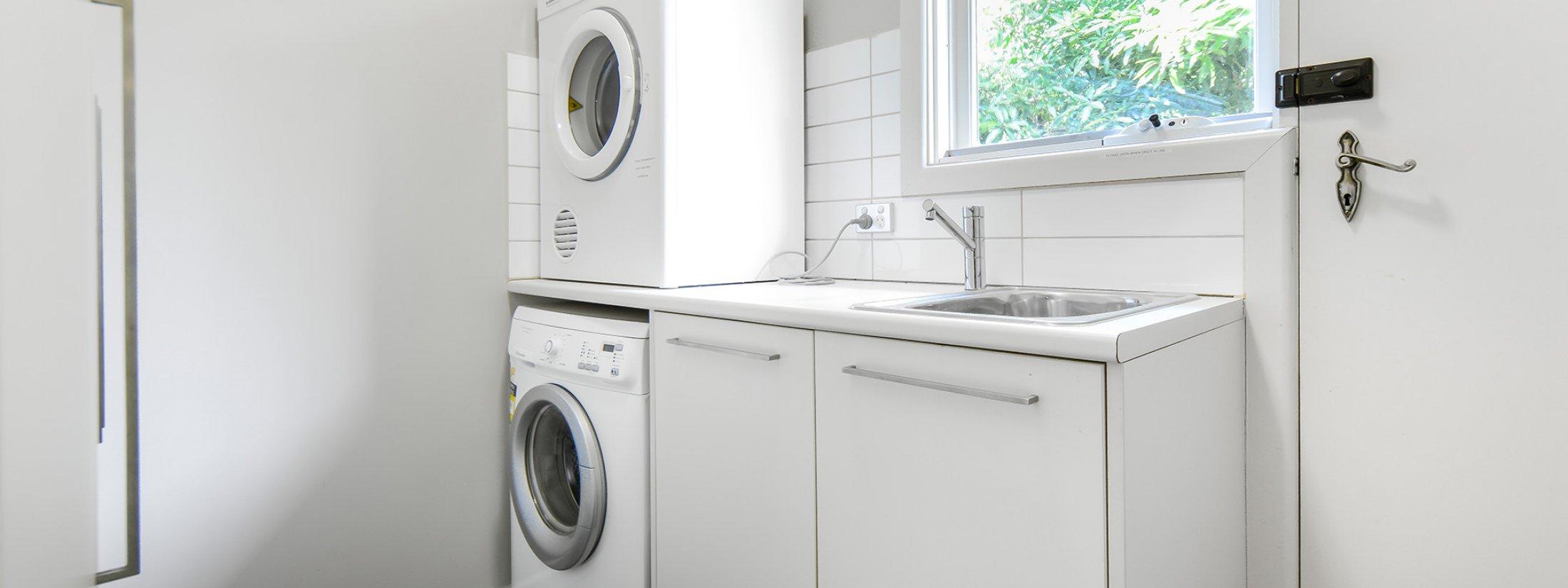 Sandy Side 3 - Sandringham - Laundry
