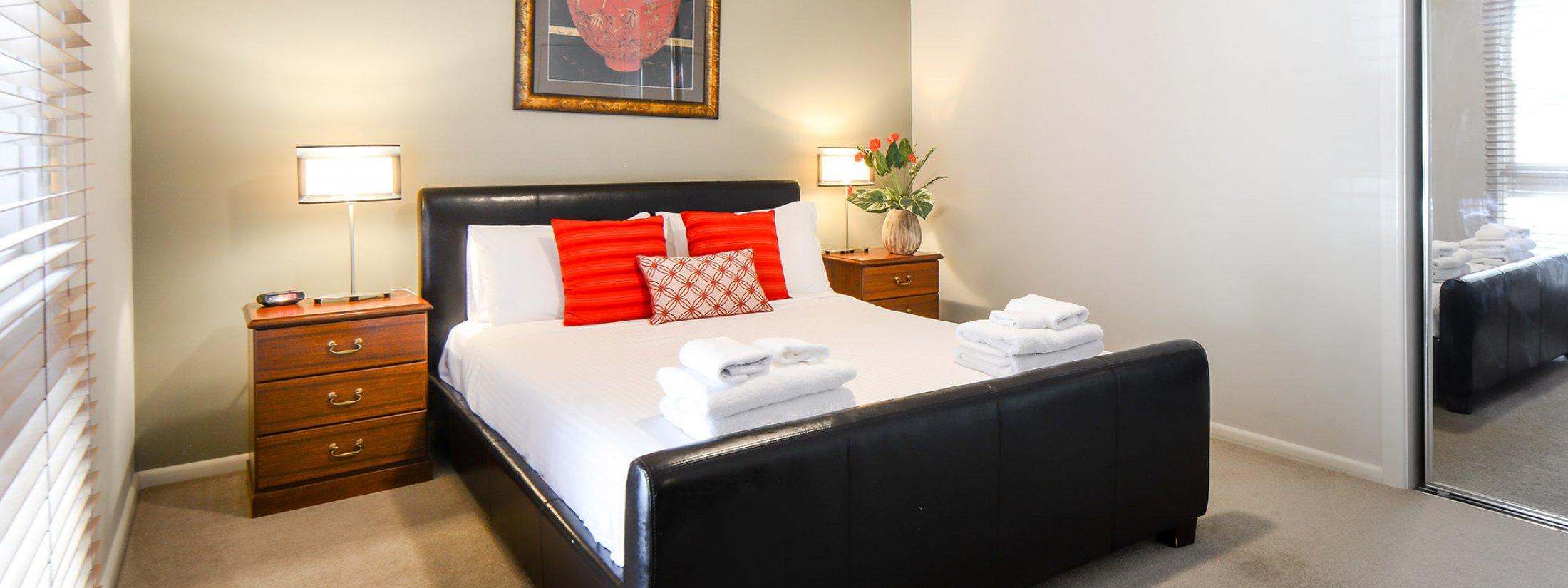 Sandy Side 3 - Sandringham - Master Bedroom b