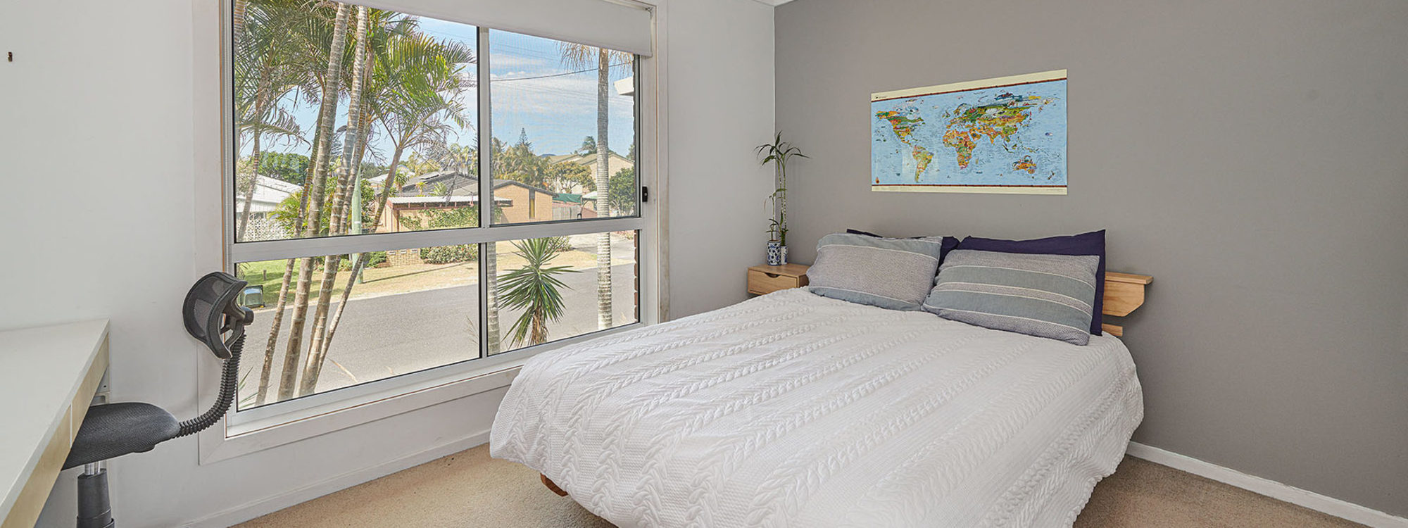 Sea Breeze - Lennox Head - Bedroom 2