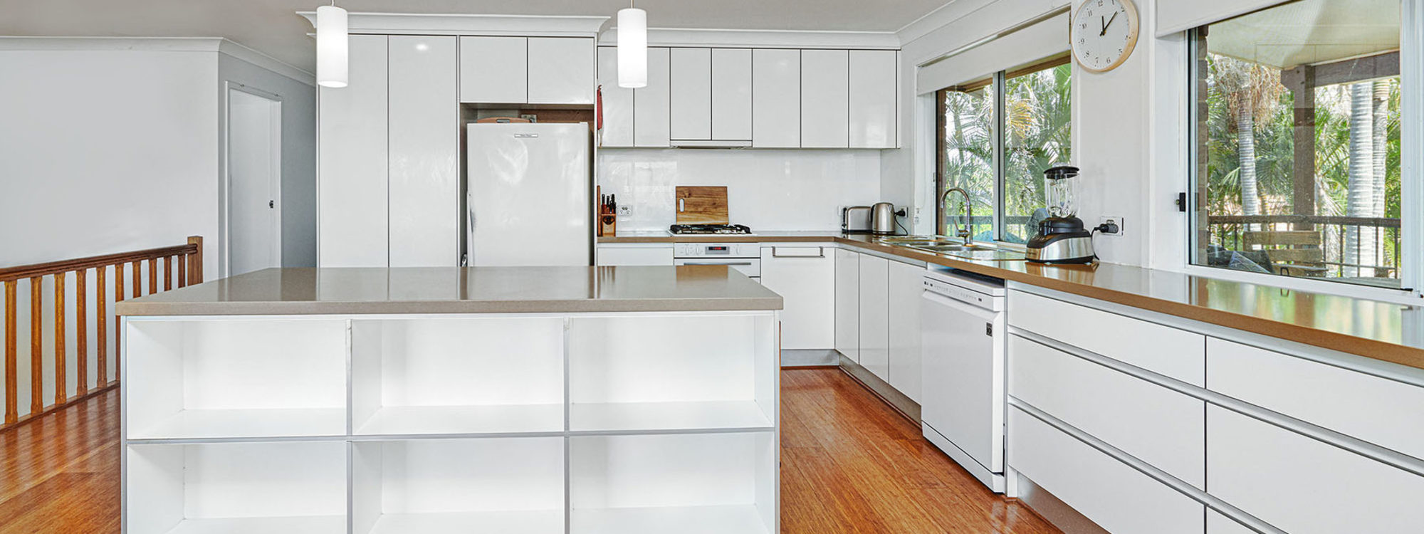 Sea Breeze - Lennox Head - Kitchen