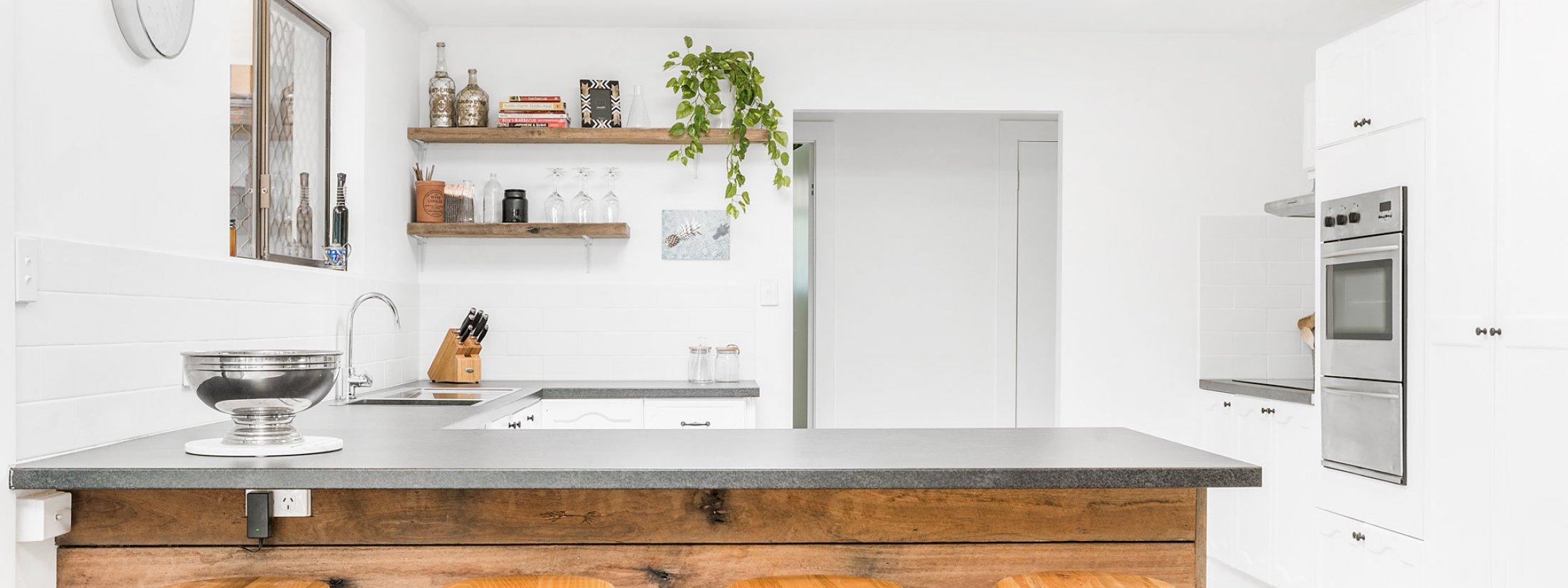 Sea Salt - Byron Bay - Kitchen b
