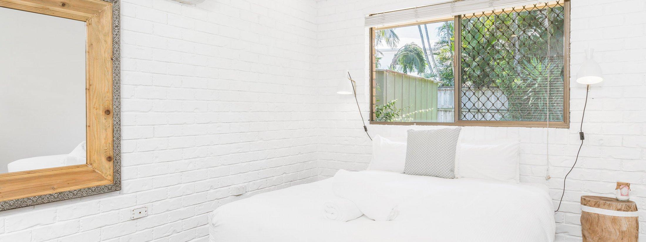 Sea Salt - Byron Bay - Master Bedroom