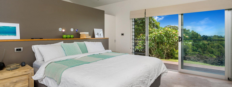 Serene Myocum - Byron Bay - Bedroom 1b