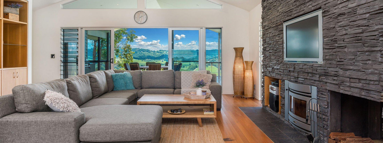 Serene Myocum - Byron Bay - Living