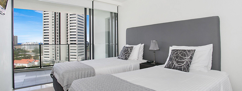 Sierra Grande - Broadbeach - Bedroom 2