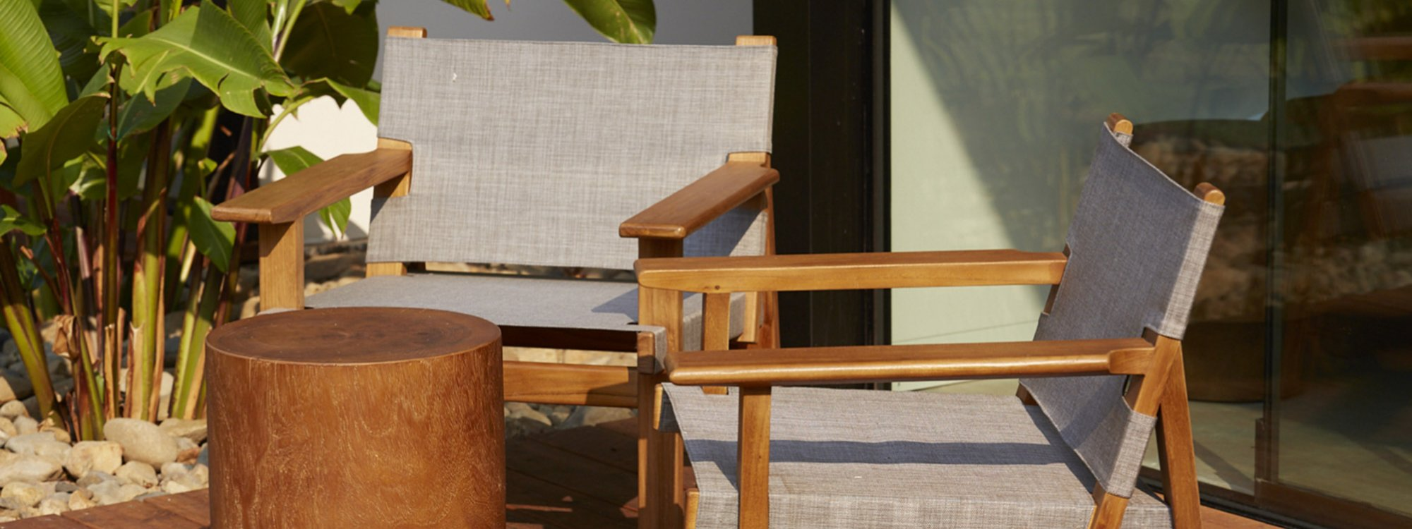 Soma - Byron Bay - Chair and Table